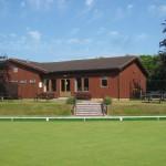 Bowls Hut at Buxted Park