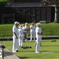 Buxted Park Bowls Club